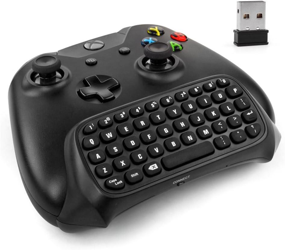 Amazon Com Xbox One Controller Keyboard 2 4ghz Wireless