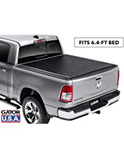 Gator ETX Soft Roll Up Truck Bed Tonneau Cover | 1386954 | fits 2019 Dodge Ram 1500 (New Body Style), 6.4' Bed | Made in the USA