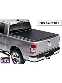 Gator Roll Up (fits) 2009-2018 Dodge Ram 6.4 ft Bed No RamBox Only Tonneau Truck Bed Cover Made in USA