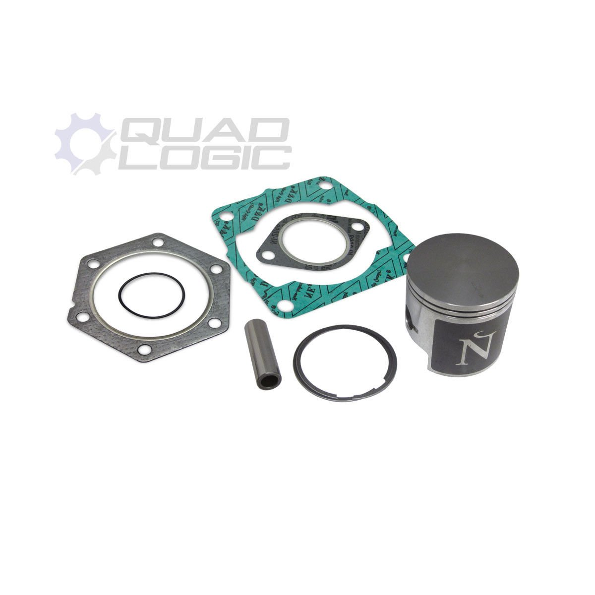 Polaris 300 Xplorer 300 Xpress 300 2x4 4x4 Top End Gasket Set and STD. Piston Quad Logic