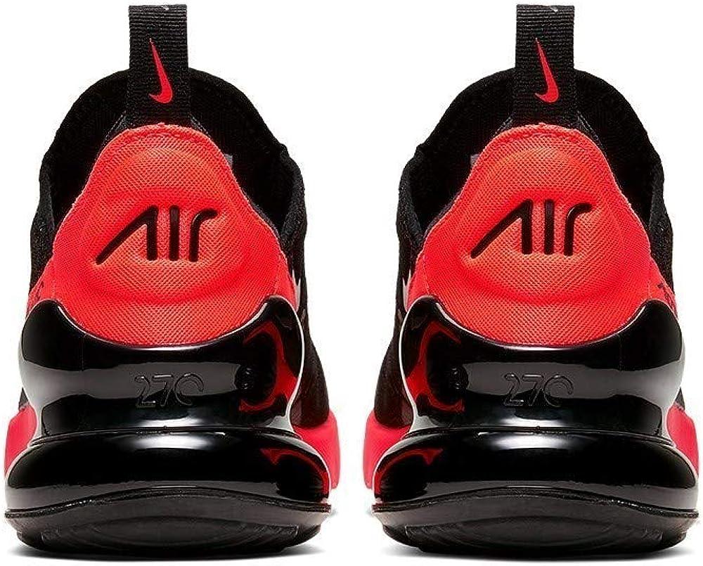 air max 270 noir bright crimson junior