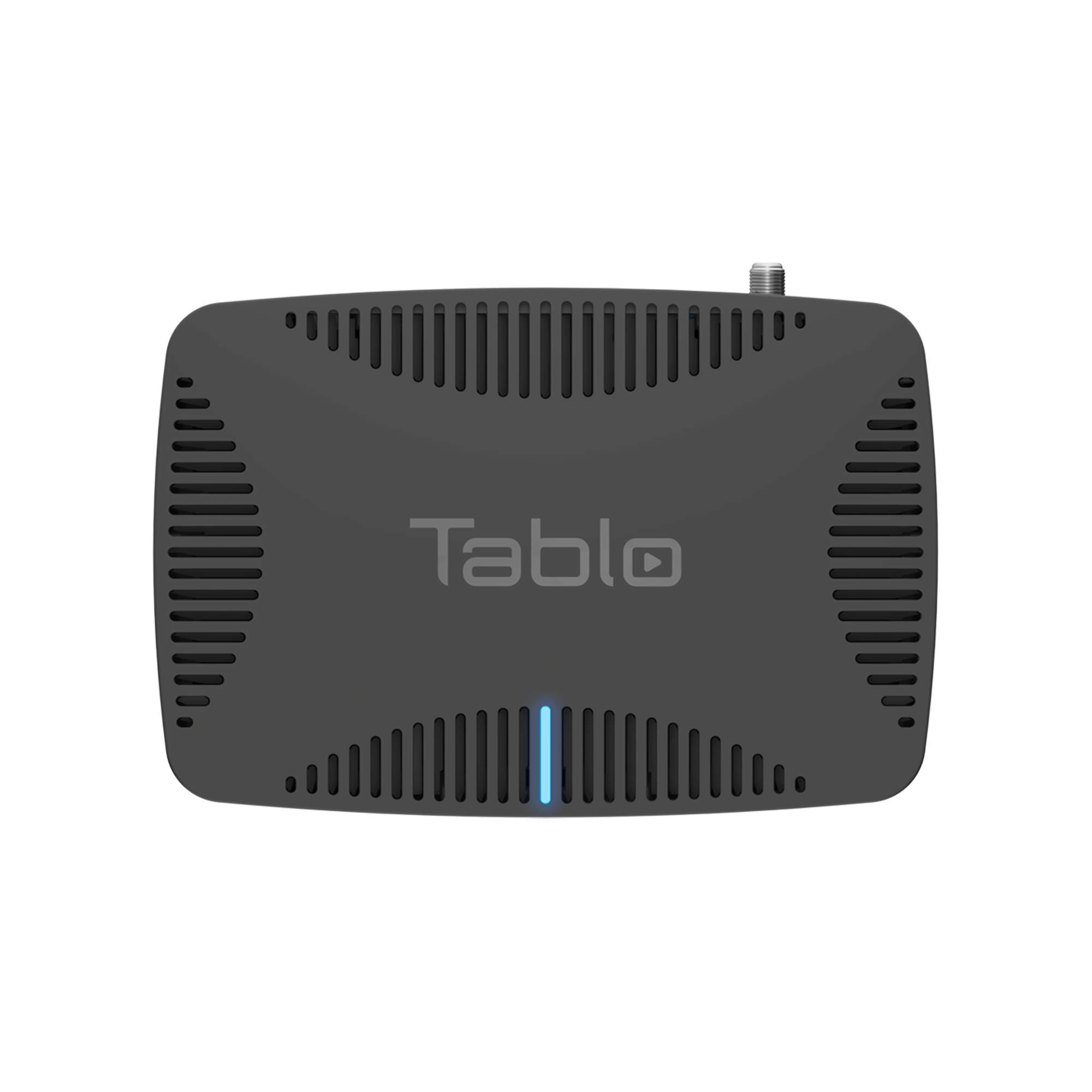 Tablo Quad OTA DVR for Cord Cutters - with WiFi & Automatic Commercial Skip by Tablo