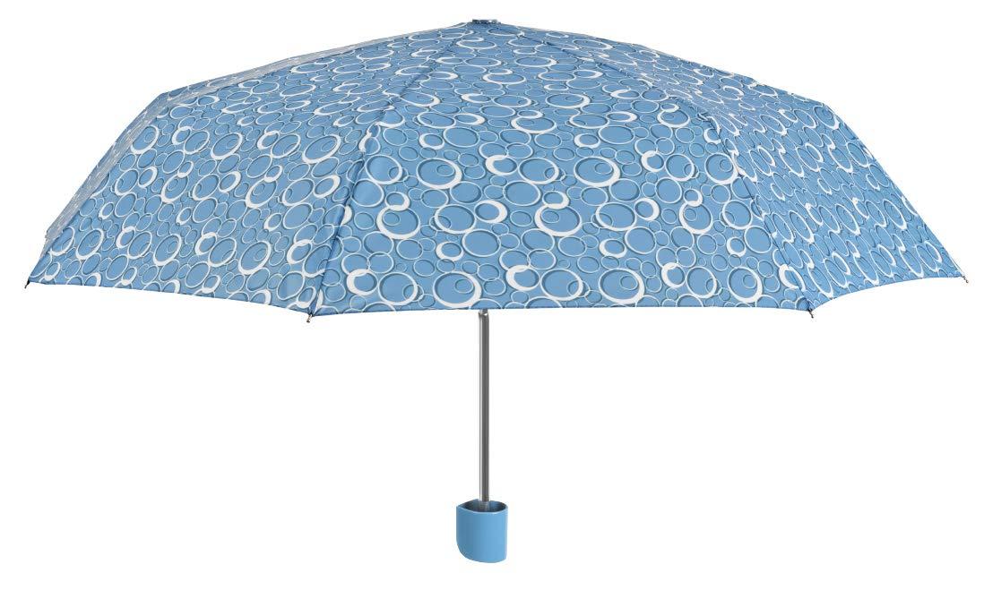Perletti 2019 Parapluie Canne, 56 cm, 1 liters, Multicolore (Multicolor) 12273