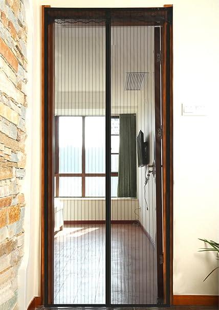 Magnetic Screen Door Insect Door Mesh Curtain Magnetic Fly Screen