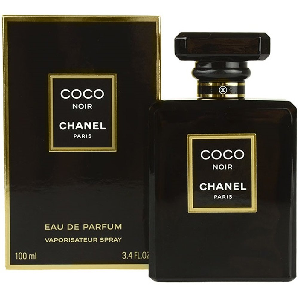 Chânêl coco Noir Eau de Parfum Perfume Spray for Woman, EDP 3.4 Ounces 100 ML