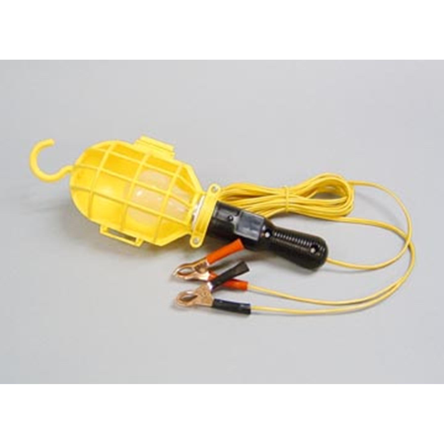 Incandescent 12 Volt DC Trouble Work Automotive Light BL-15 12 Volt DC Bulb Incl