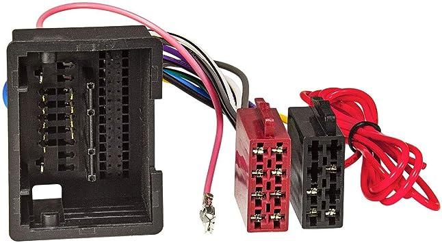 Tomzz Audio 7006 003 Radio Adapter Kabel Passend Für Elektronik