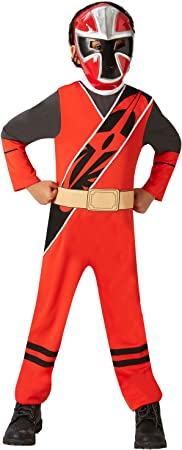 Rubies I-640071S - Disfraz de Power Rangers, niño, talla M ...