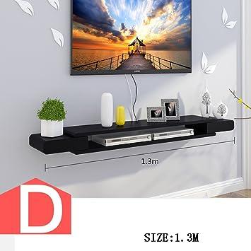TV-Schrank-Set - Top-Box-Regale Wohnzimmer TV Wand Hintergrund Wand ...