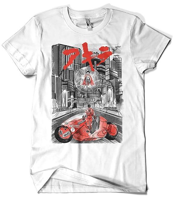 Camisetas La Colmena 3469-Welcome to Neo-Tokyo (Dr.Monekers): Amazon.es: Ropa y accesorios