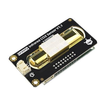 DFRobot Gravity: Analog Infrared CO2 Sensor For Arduino (0~5000 ppm)