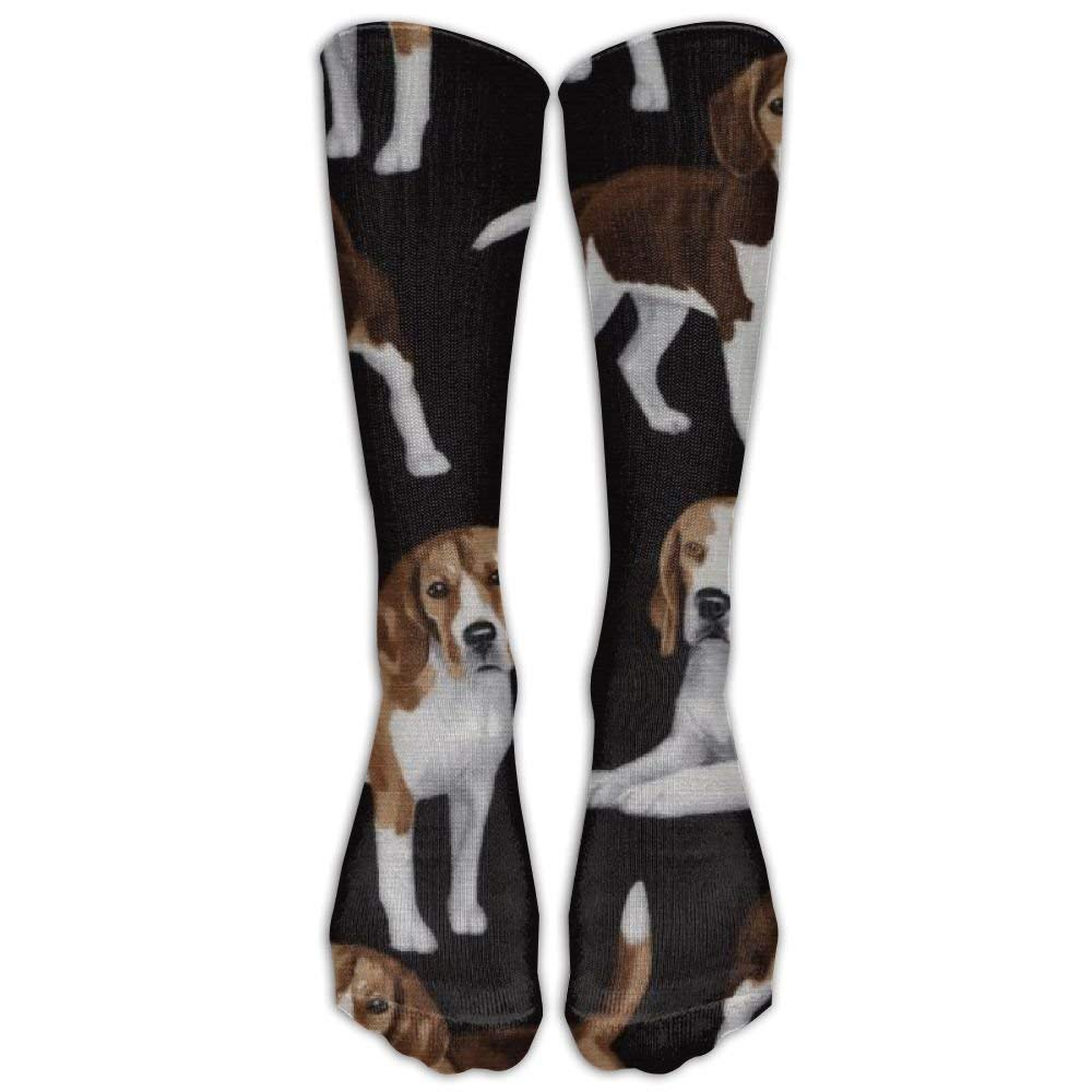 Men's Women's Tube Socks Beagles Beagle Casual Socks Showe&home