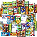 Canopy – Healthy Snacks Care Package (40 Count) – Variety Assortment with Fruit Snacks, Granola Bars, Popcorn and More, Gift Snack Box, Offices, College Students, Final Exams, Valentine's Day Present Review