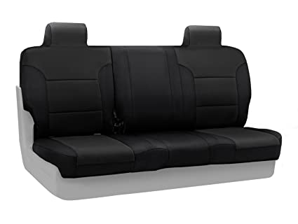 Coverking Custom Fit Rear 60 40 Back Seat Cover For Select Nissan Rogue Models