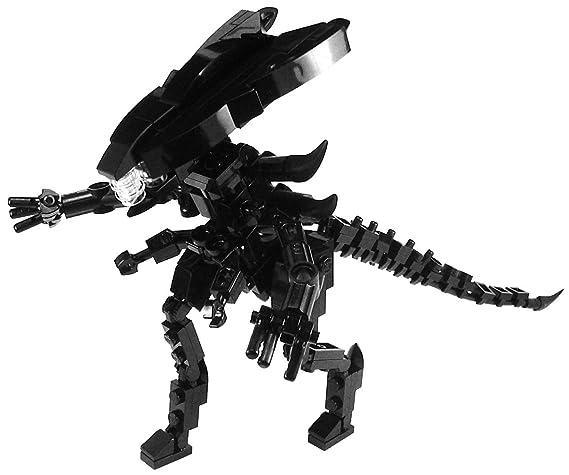 Amazon Brick Brigade Custom Lego Military Fantasy Movie Aliens