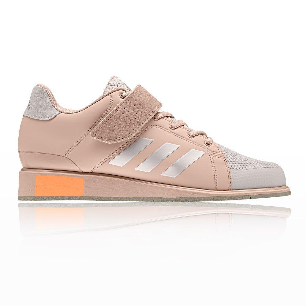 Adidas Power Perfect III, Zapatillas de Deporte para Hombre 37 1/3 EU|Rosa (Chapea/Chapea/Ashpea Chapea/Chapea/Ashpea)