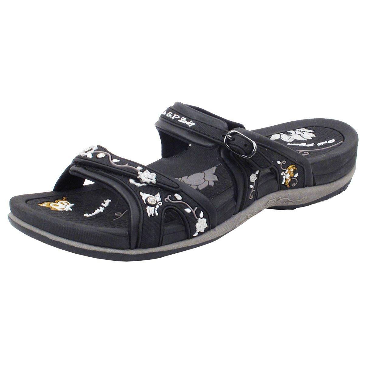 777c01f9aa9e Gold Pigeon Shoes Signature Sandal  Comfort Walking Ergonomic Flip Flops