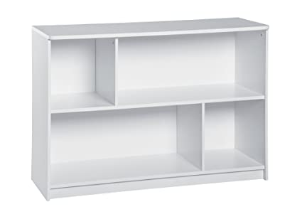 Exceptionnel ClosetMaid 1498 KidSpace 2 Tier Horizontal Storage Shelf, White