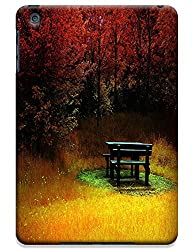 Fantastic Faye The Beautiful Wallpaper Design With Nature Scenery Dream Flower Cell Phone Cases For iPad mini No.5