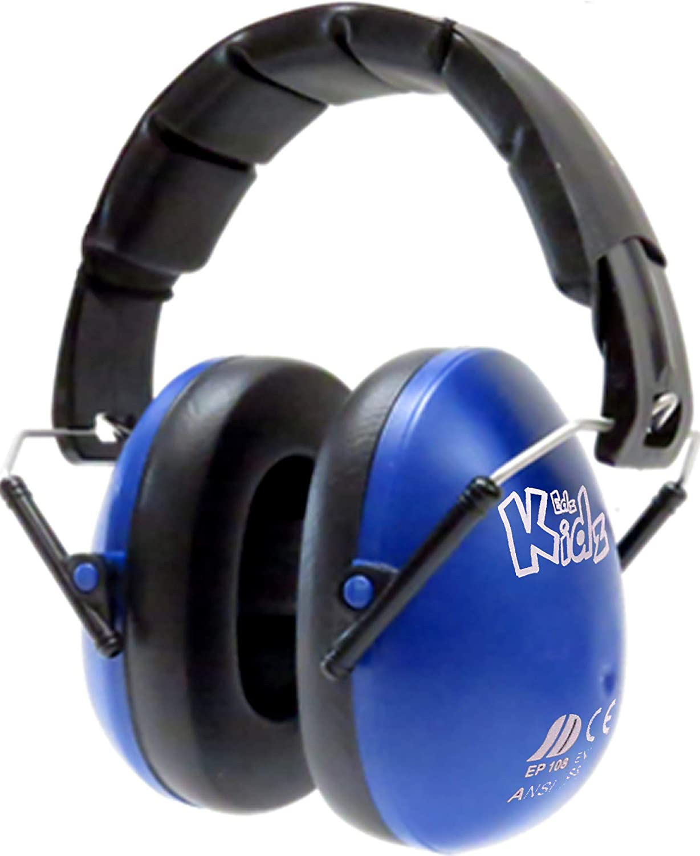 Edz Kidz Ear Defenders Blue
