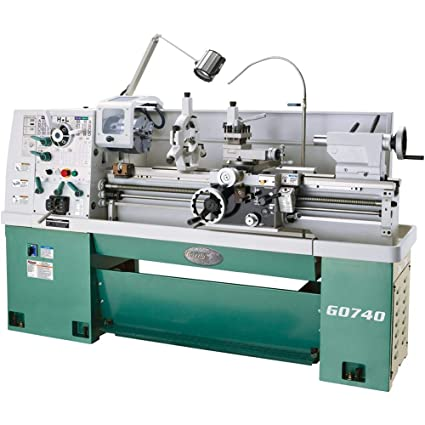 Amazon com: Grizzly G0740 3-Phase High Precision Toolroom