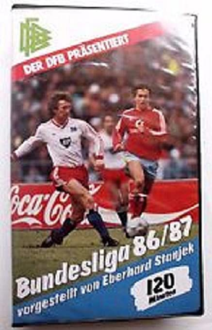Bundesliga 86/ 87