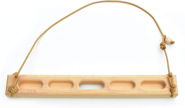 2Climb Hangboard The Crimp – una tabla de entrenamiento ...