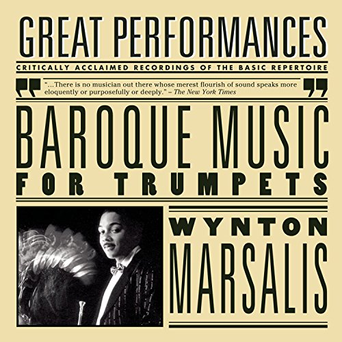 Wynton Marsalis - Baroque Music For Trumpets - Zortam Music