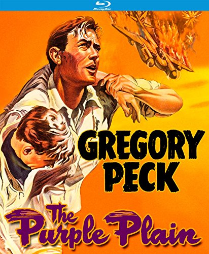 The Purple Plain (1955) [Blu-ray]