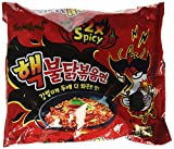 Samyang HACK Buldak Bokeum Ramen 1PCS HOT Spicy Fire Noodle New spiciest
