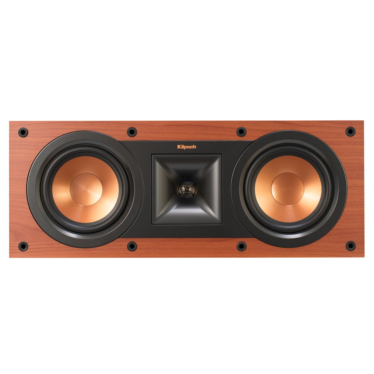 Klipsch R-25C Reference Center Speaker (Cherry) by Klipsch