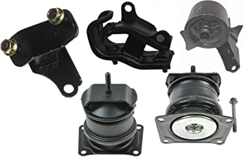 Engine Motor Mount Set For 98-02 Honda Accord 3.0L 99 Acura TL V6 Trans G137