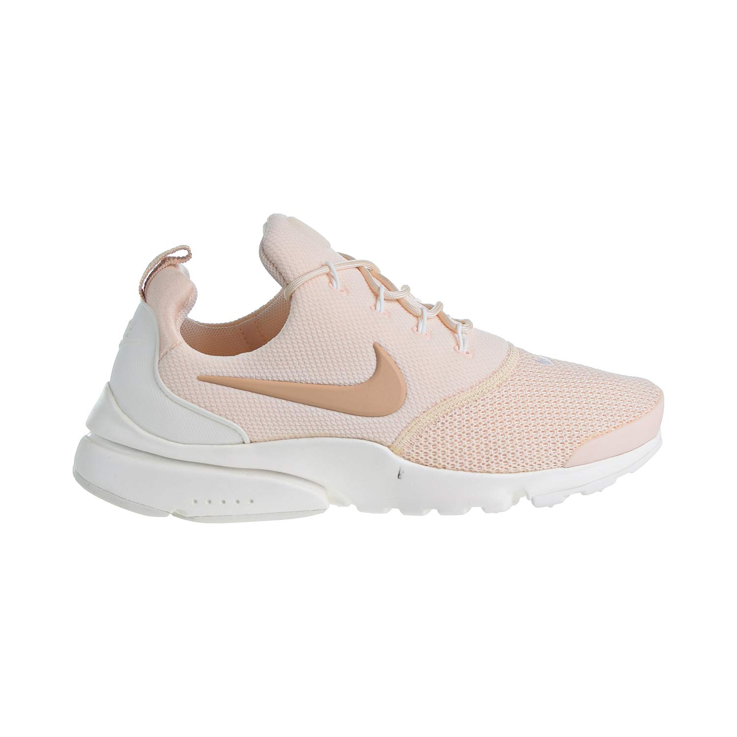 code promo e9b12 e968b Nike Air Presto Fly Women's Shoes Guava Ice/Bio Beige 910569-800 (7.5 B(M)  US)