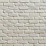 Koni Brick Old Chicago Blanc 5.90 lin. ft. Corners 0.70 in. x 8.20 in. x 2.50 in. Thin Brick