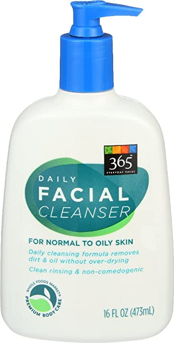 Daily facial cleansing pic 643