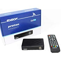 Free TV (Lite v2) Full HD Free To Air Satellite Receiver, PVR Via USB,Video/Music Player Via USB, Receive UK Freesat Stations ,Free To Air Box,12 Volt