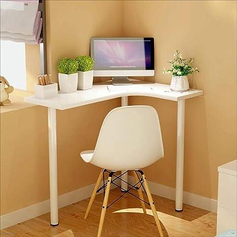 Xiaolin Mesa de Ordenador Mesa de Esquina Mesa de Comedor ...