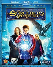 The Sorcerer's Apprentice (Two-Disc Blu-ray / DVD Co
