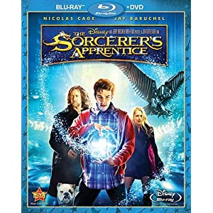 The Sorcerer's Apprentice (Two-Disc Blu-ray / DVD Combo) (2010)