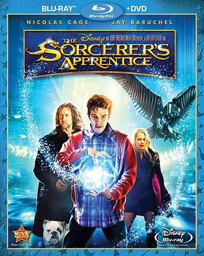 (The Sorcerer's Apprentice (Two-Disc Blu-ray / DVD Combo))