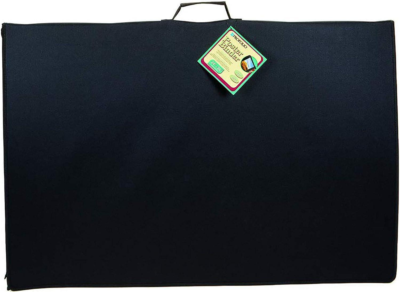 Poster Binder Black PB-24-36 Itoya ProFolio 24 x 36 inches