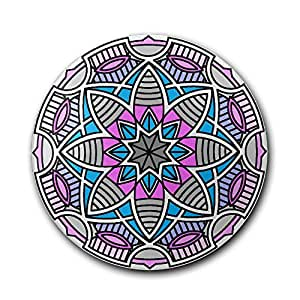Celtic Mandala Round Coasters,cup Mat,cup Pad,cup Mat Coaster For Tea Cups,coffee Mugs,beer Cans,water Glasses,juice Tumblers,tableware And So On, 4.3 X 4.3 Inch