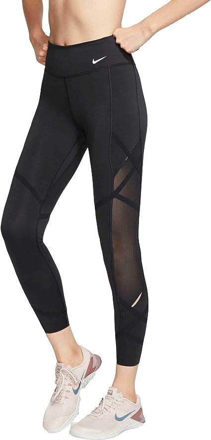 womens 7/8 nike leggings