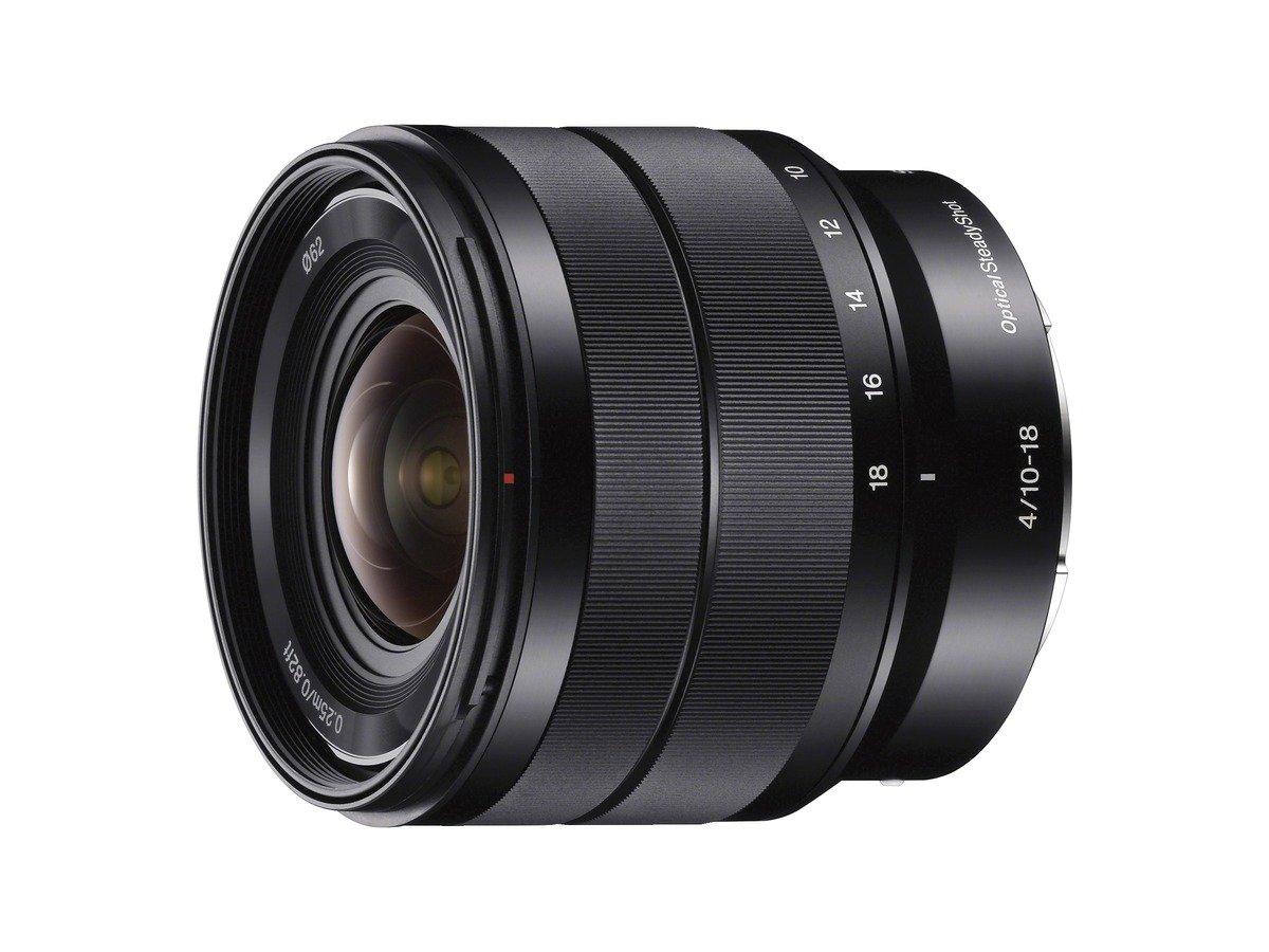 ソニー SONY 広角ズームレンズ E 10-18mm F4 OSS ソニー Eマウント用 APS-C専用 SEL1018 レンズのみ  B009Z3PBZC