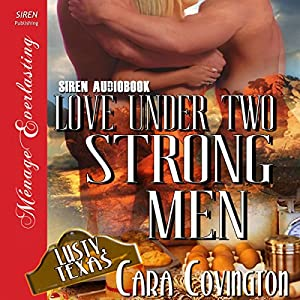 Love Under Two Strong Men Audiobook