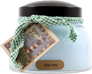 product image for A Cheerful Giver Light Blue High Tide 22 Oz Mama Jar Candle, Multi