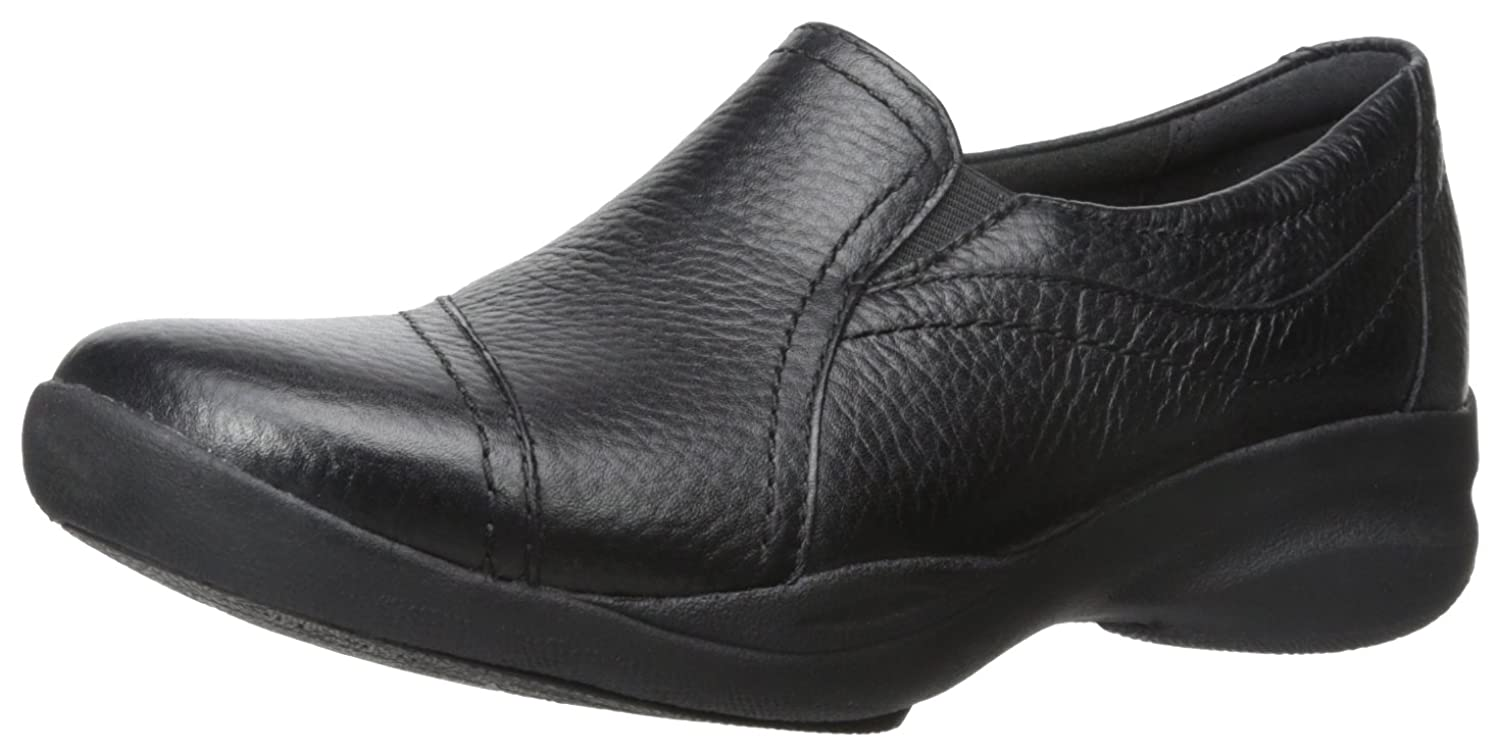 Womens Shoes Clarks In Motion Kick Black