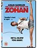 You Don't Mess with the Zohan [DVD] [2008] [2009]