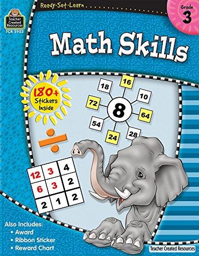 Ready-Set-Learn: Math Skills Grd 3