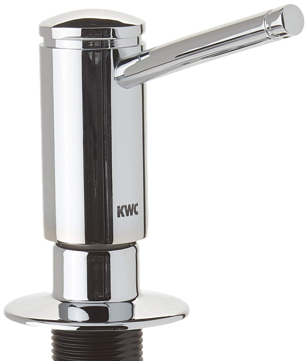 KWC Faucets Z.504.938.000 PRIMO Soap Dispenser, 3-1/4'', Chrome by KWC Faucets (Image #2)